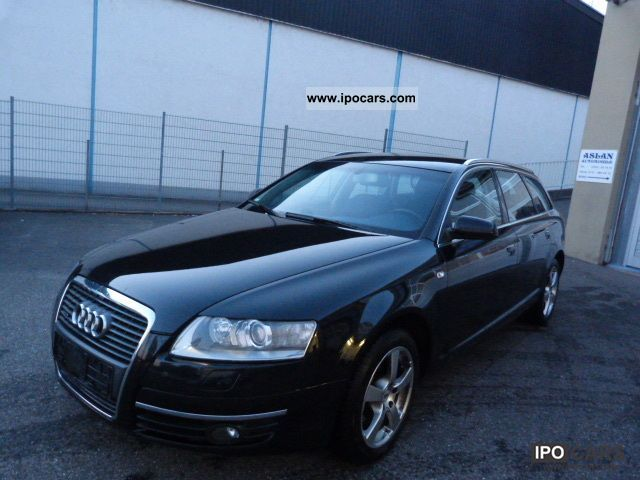 2008 audi a6 avant 3 0 tdi dpf tiptron navi xenon 17. Black Bedroom Furniture Sets. Home Design Ideas
