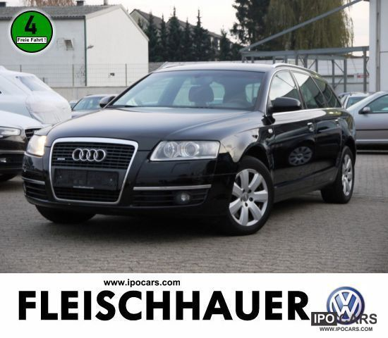 2007 Audi A6 2.7 TDI (BE) C6 Related Infomation