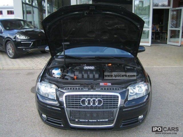 2008 audi a3 sportback 2 0 tdi ambition navigation aps car photo and specs. Black Bedroom Furniture Sets. Home Design Ideas