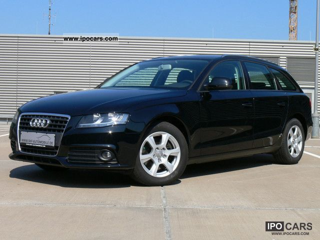 2009 audi a4 2 0 tdi station wagon avant attraction 8k. Black Bedroom Furniture Sets. Home Design Ideas