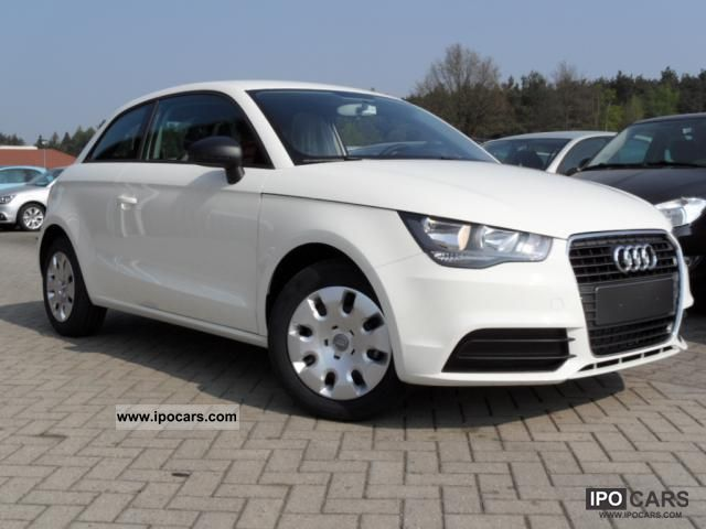 2011 Audi  A1 Attraction 1.2 TFSI Premium offer + NEW + NOW! Limousine New vehicle photo