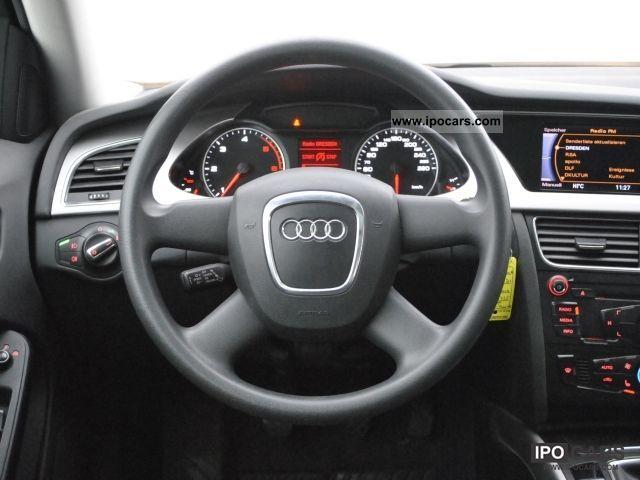 2009 Audi A4 Avant 2 0 Tdi Car Photo And Specs