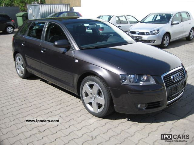 2006 audi a3 2 0 tfsi sportback bixenon car photo and specs. Black Bedroom Furniture Sets. Home Design Ideas