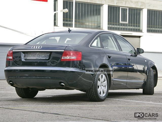 2008 audi a6 2 7 tdi dpf quattro business package plus. Black Bedroom Furniture Sets. Home Design Ideas