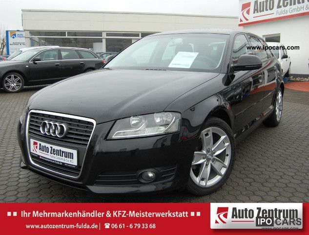 2009 audi a3 2 0 tdi ambition maintained car photo and specs. Black Bedroom Furniture Sets. Home Design Ideas
