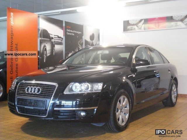 2007 Audi  A6 Saloon 2.7 TDI DPF Quattro Tiptronic, Navigation Limousine Used vehicle 			(business photo