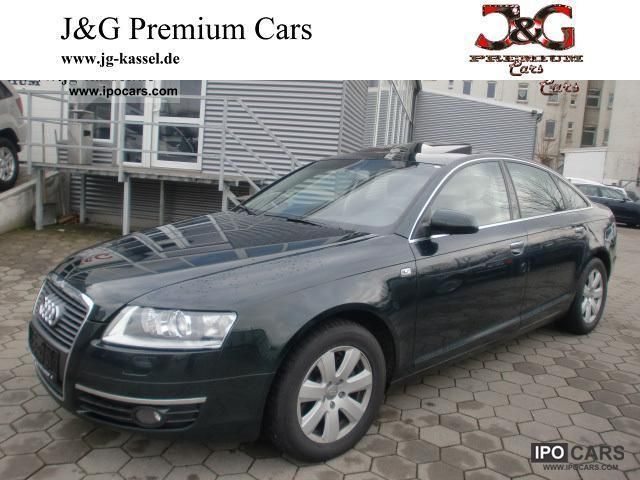 2008 Audi  A6 3.0 TDI quattro adaptive air air Limousine Used vehicle photo