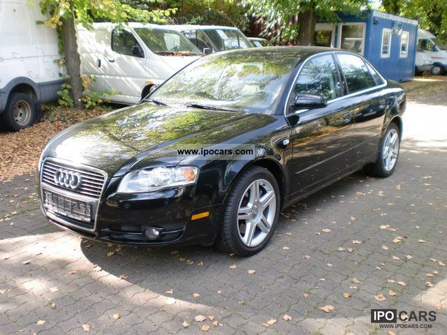 2007 audi a4 2 0 t fsi car photo and specs. Black Bedroom Furniture Sets. Home Design Ideas
