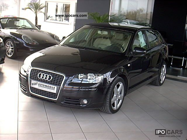 ... 2004 Audi A3 Sportback 1.9 TDI AMBITION LEATHER 1bb6d798ea9