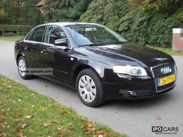 2007 audi a4 2 0 pro line business car photo and specs. Black Bedroom Furniture Sets. Home Design Ideas