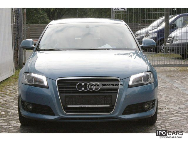 2009 audi a3 2 0 tdi dpf s tronic vision xen heater car photo and specs. Black Bedroom Furniture Sets. Home Design Ideas