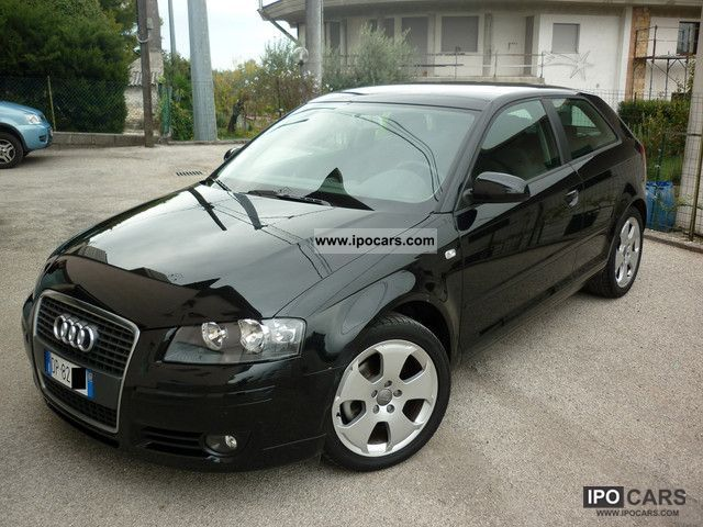 2008 audi a3 2 0 tdi 140 cv ambition 3p 06 2008 car photo and specs. Black Bedroom Furniture Sets. Home Design Ideas