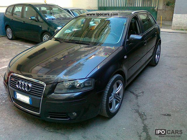 2006 Audi  A3 19 tdi 105cv sportbak primo anno 2006 propri Estate Car Used vehicle photo