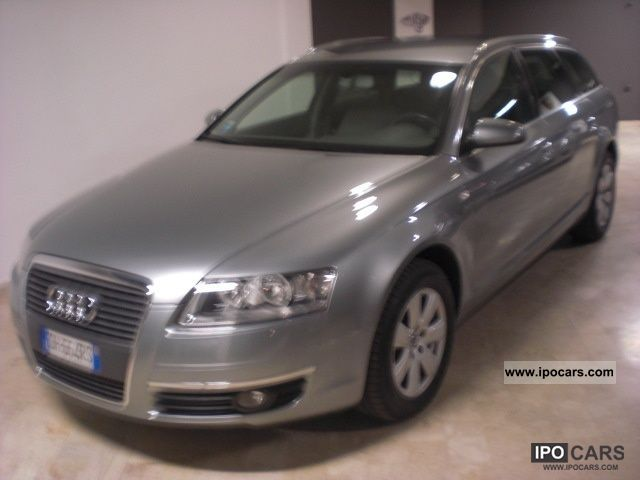 2007 Audi  A6 2.7 V6 TDI F.AP. Av.INFO: MASSIMO 3335.805997 Estate Car Used vehicle photo