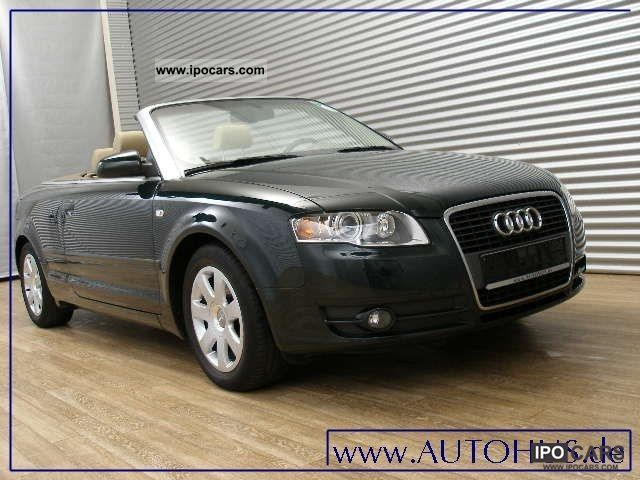 2006 audi a4 convertible owners manual