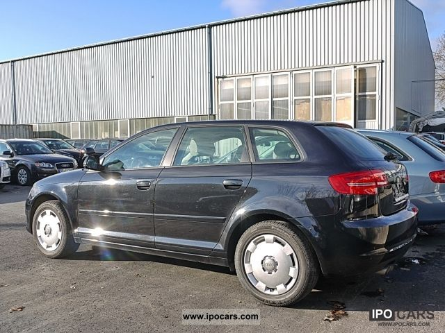 2009 Audi A3 Sportback 1 9 Tdi Attraction Leather Sports