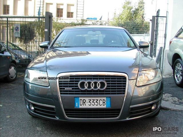 2008 Audi  A6 V6 3.2 FSI QUATTRO ADVANTAGE BY EXPORT ** ** Limousine Used vehicle photo