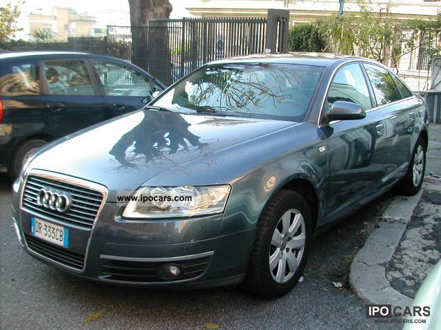 2008 audi a6 v6 3 2 fsi quattro advantage by export car photo and specs. Black Bedroom Furniture Sets. Home Design Ideas