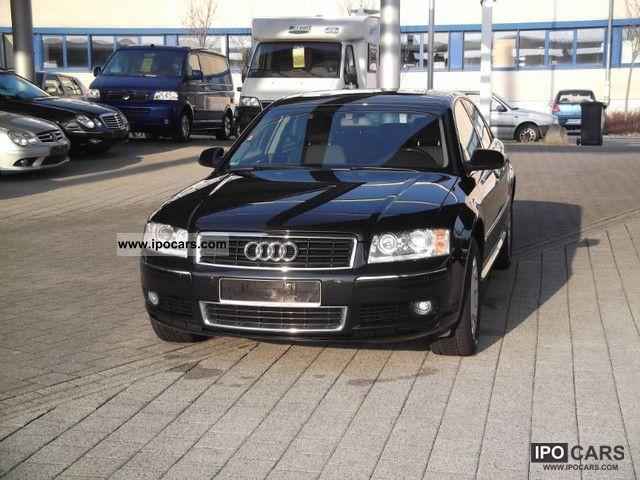 2003 Audi  A8 3.0 Limousine Used vehicle photo