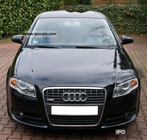 2005 Audi A4 Cabriolet 3.2 FSI Related Infomation