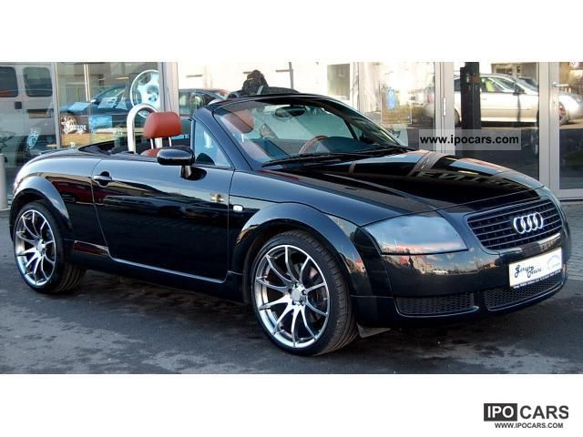 2002 Audi Tt Coupe 1 8t Leather Cabrio Roadster
