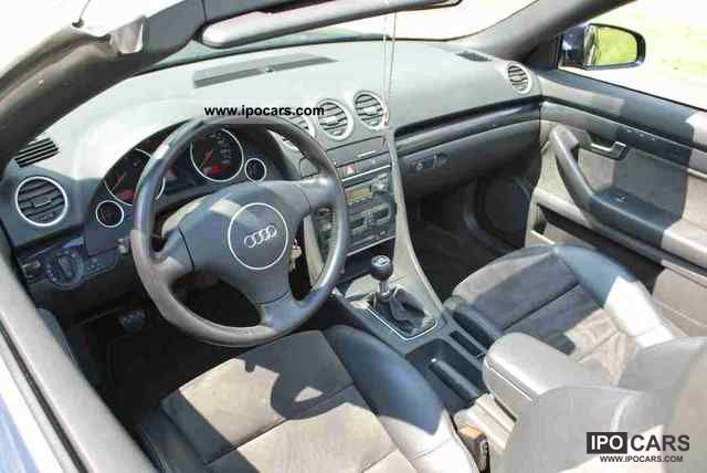 How Much Is A Car Inspection >> 2003 Audi A4 1.8Turbo - Car Photo and Specs