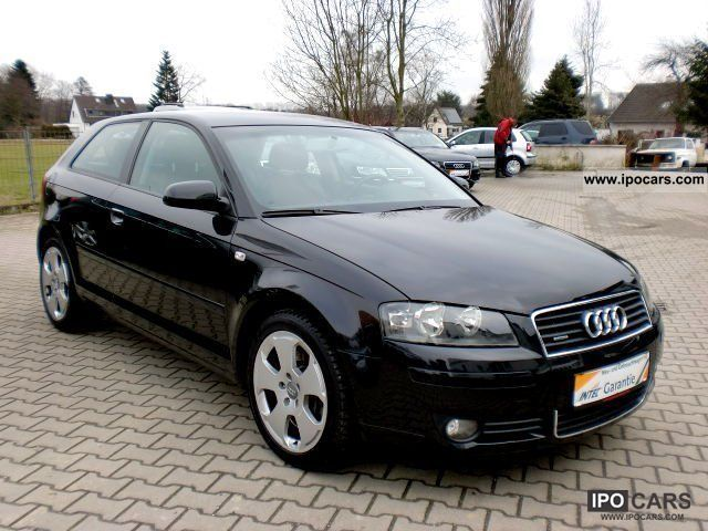 2004 audi a3 3 2 v6 quattro sport seats leather 1 hand car photo and specs. Black Bedroom Furniture Sets. Home Design Ideas