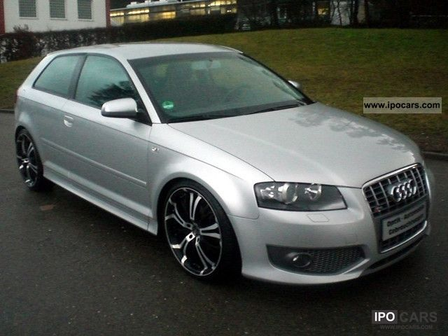 2004 Audi A3 2 0 Tdi Sport Package S3 Look Eye Catching 19