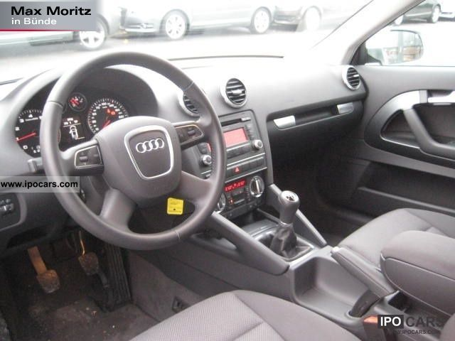 2010 Audi A3 1 6 Aluminum Air Bluetooth Aps