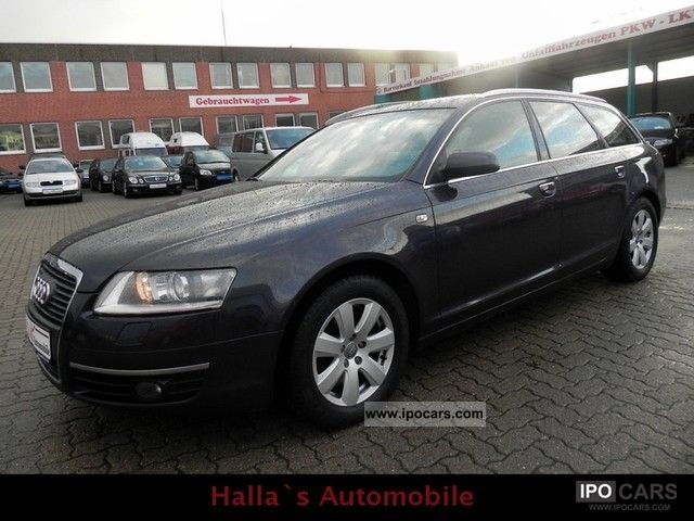 2007 audi a6 avant 3 2 fsi quattro tiptronic exclusive. Black Bedroom Furniture Sets. Home Design Ideas