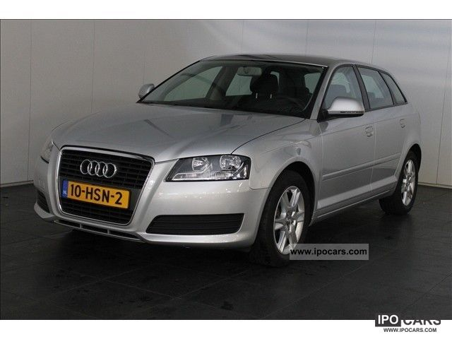 2009 Audi  A3 Sportback 1.8 TFSI Attraction 160pk Limousine Used vehicle photo