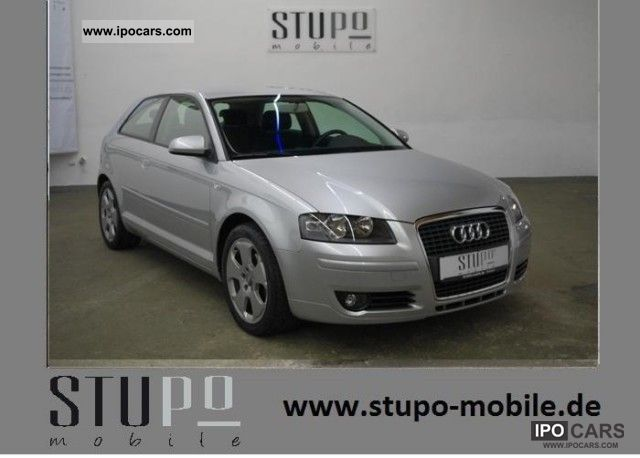 2006 Audi  A3 1.6 Ambition ONLY 39 000 km! Van / Minibus Used vehicle photo