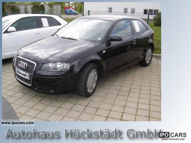 2006 Audi  A3 2.0 FSI Automatic Attraction Limousine Used vehicle photo