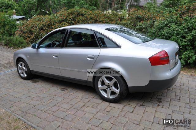 2005 Audi A6 2 7 T Quattro Car Photo And Specs
