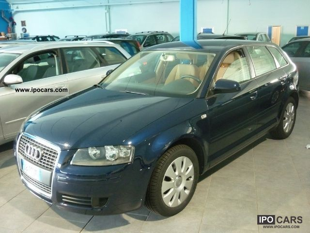 2006 Audi  A3 SPB. Ambition DSG 2.0 16V 50 000 KM Limousine Used vehicle photo