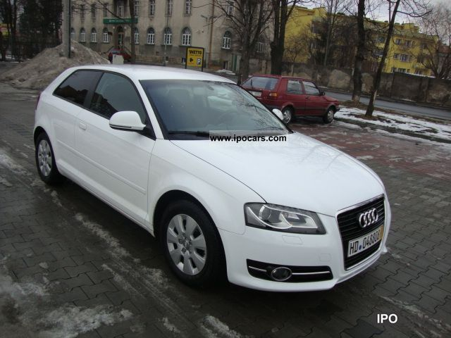 2010 audi a3 1 6 tdi bia a xenon ksi ka serwisowa car photo and specs. Black Bedroom Furniture Sets. Home Design Ideas