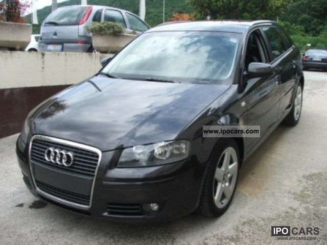 2007 audi a3 spb 2 0 tdi 140 cv attraction car photo. Black Bedroom Furniture Sets. Home Design Ideas