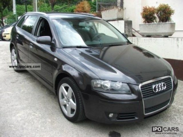 2007 audi a3 spb 2 0 tdi 140 cv attraction car photo and specs. Black Bedroom Furniture Sets. Home Design Ideas