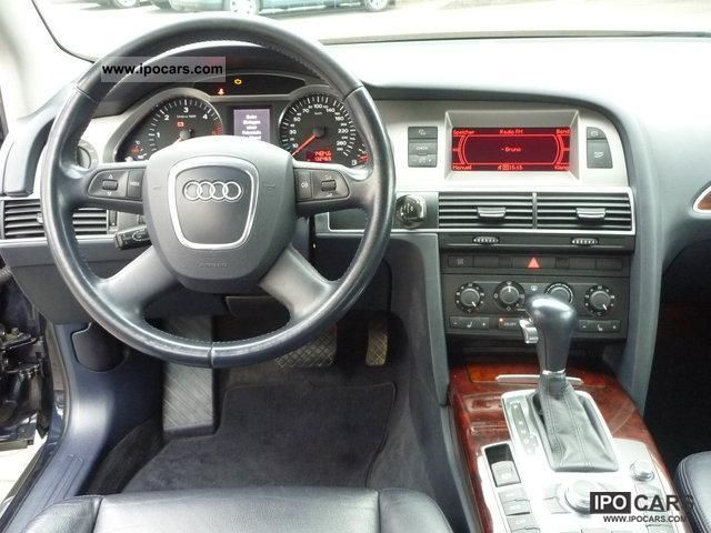 2006 audi a6 saloon 2 7 tdi multi tronic leather nav. Black Bedroom Furniture Sets. Home Design Ideas