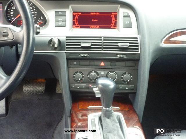 2006 Audi A6 Saloon 2 7 Tdi Multi Tronic Leather Nav