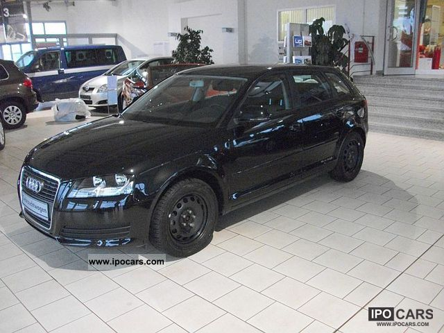 2008 Audi  A3 1.4 TFSI Sportback Estate Car Used vehicle photo