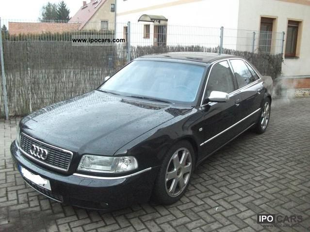 2002 Audi  S8 4.2 quattro Limousine Used vehicle photo