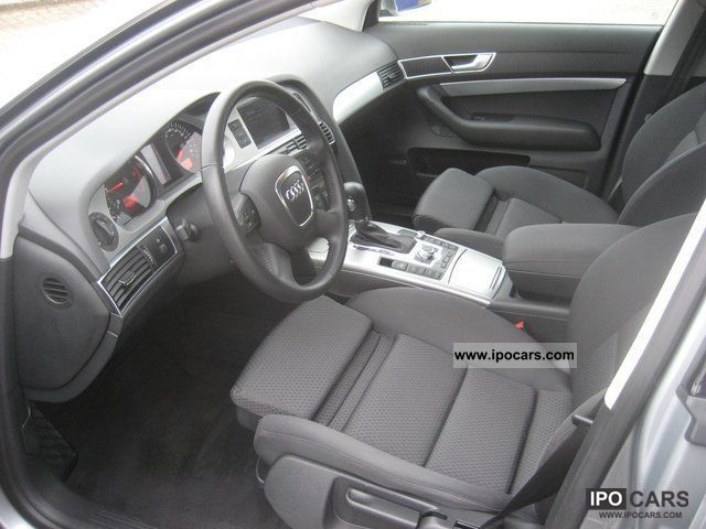2008 Audi A6 2 7 Tdi Navi Large Sports Seats Bose Sound