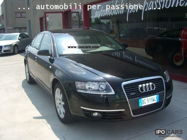 2008 audi a6 3 0 tdi quattro tiptronic related infomation specifications weili automotive network. Black Bedroom Furniture Sets. Home Design Ideas