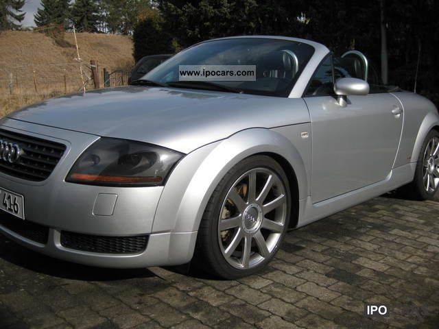 2001 audi tt cabrio s line car photo and specs. Black Bedroom Furniture Sets. Home Design Ideas