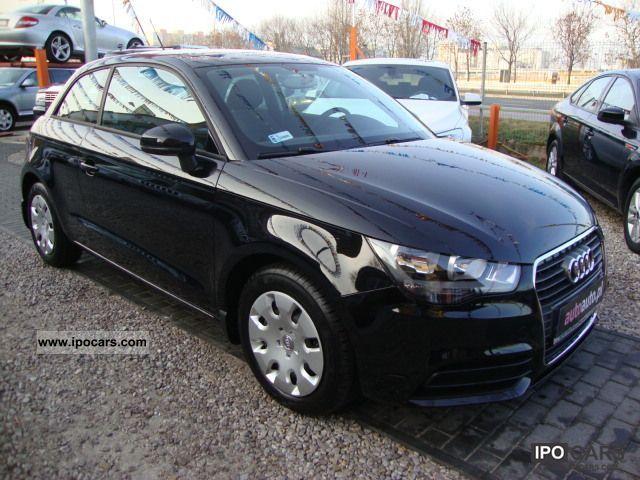 2011 Audi  A1 BEZWYPADKOWY, PL SALON. NOWY, GWARANCJA Other Used vehicle photo