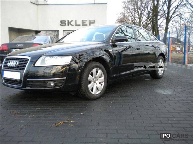 2007 audi a6 navi xenon sports pakiet car photo and specs. Black Bedroom Furniture Sets. Home Design Ideas