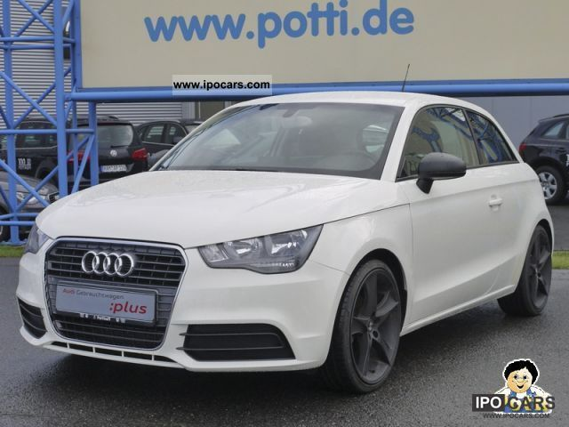 2011 Audi  A1 Attraction 1.2 TFSi 18 inches (Climate) Limousine Demonstration Vehicle photo