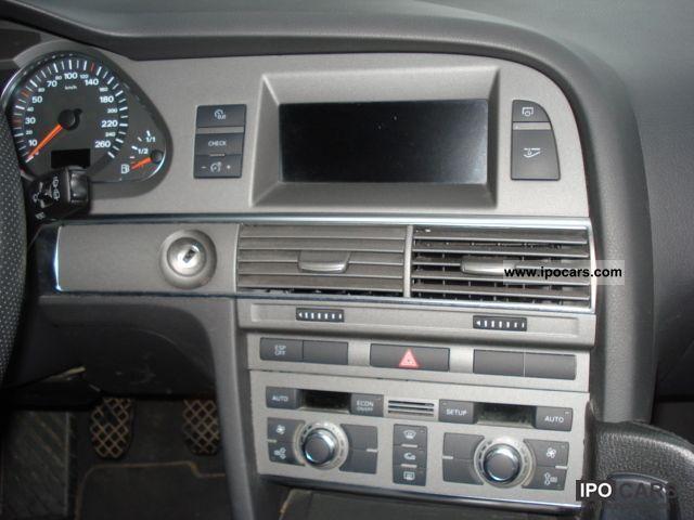 2005 Audi A6 2 4 Avant S Line Car Photo And Specs