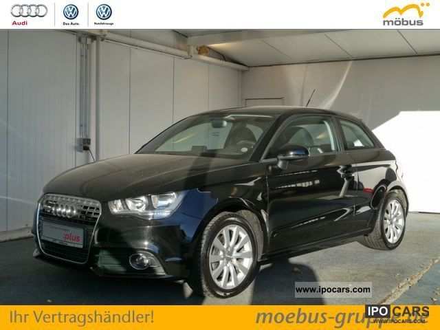 2010 Audi  A1 Attraction 1.6 TDI 5-speed (air) Limousine Used vehicle photo
